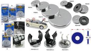 China round base magnet (pot manget) on sale