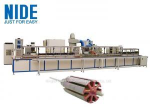 China Automatic Armature Powder Coating Equipment / Rotor Powder Coating Oven on sale