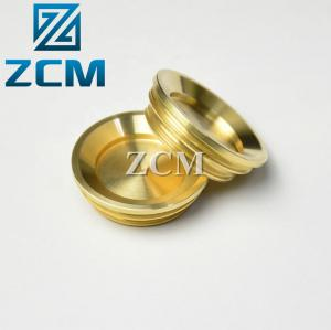China 31mm Diameter Brass CNC Machining on sale