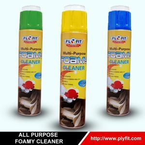 China Multi Purpose Foam Car Care Products Dashboard Cleaner Spray Non - Abrasive on sale