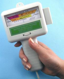 China Swimming Pool pH/Chlorinate Tester on sale