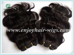 China Malaysian 5A virgin remy hair weave ,natural color(can be dye) body wave 10''-26'' on sale
