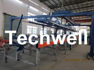 China Automatic Auto Stacker Machine / Sandwich Panel Machine for Stack Roof Wall Panels on sale