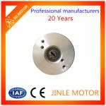 Customized Jinle Forklift DC Motor , Easy Brush Replace Electric Winch Motor