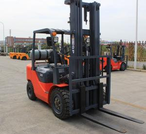 China 3 ton hydraulic diesel forklift on sale