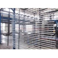 Geological HQ Drill Pipe Integral Drill Steel , Drill Steel Rod For Diamond Core Drilling