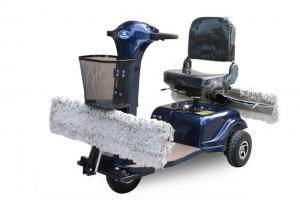 China High Speed Dust Cart Scooter For Large Shopping Mall / Training Platform on sale