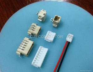 China 1.5mm Inverted Thru-Board SMT Connectors on sale