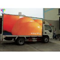 P4mm Outdoor Taxi LED Display Car / Trailer Mobile Advertising LED Sign Display