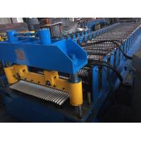 China G550 Galvanized Mini Orb Corrugated Sheets Roll Forming Machine on sale