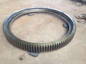 China Segments Gear Ringmill G/Ear Ring/ Girth Gear/Bull Gear on sale