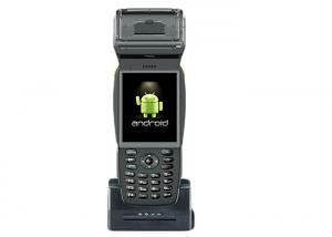 China Industrial Android 5.1 Rugged PDA With UHF Reader And 1D 2D Barode Collector on sale