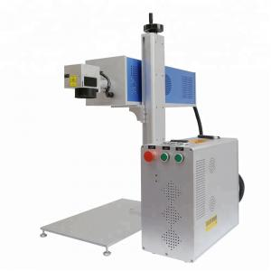China Air Cooling CO2 Laser Marking Machine 50 HZ Speedy For Nonmaterial Marking on sale