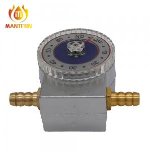 China 270° Rotation Angle 1.5m3/H Shut Off 60min Gas Timer Valve on sale