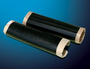 China Black Color Polyethylene Corrosion Resistant Coatings on sale