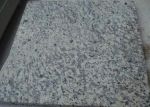 China トラの皮の床の装飾のための白い花こう岩のタイル on sale