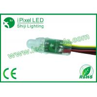 China Digital 12mm Round RGB LED String Light Ws2801 IC pixel led on sale