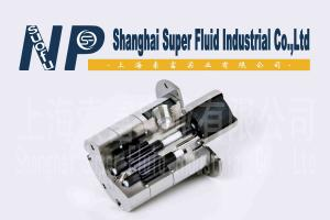 China Stainless Steel Mini Lubrication Gear Pump Mini Motor Pump Low Operation Noise on sale