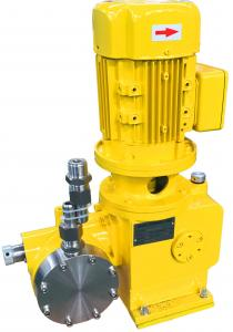 China Electronic Metering Pump Reciprocating Diaphragm Pump Low Pressure on sale