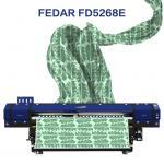 Fedar 2.6m Roll To Roll Transfer Paper Digital Fabric Printing machine With I3200A1 Heads