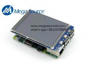 China AMPIRE 3.2inch AM-240320D5TOQW-T04H(R) LCD Panel on sale