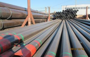 China API 5CT X52 Oil Casing Pipe For Chemical Industry , Steel Pipe Q345 on sale