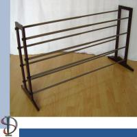 MDF shoe stand / Shoes Display Rack / Home storage display rack for shoes / Expandable shoe rack /