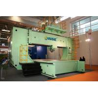 China 315 Ton Gantry Moving Hydraulic Press Machine For Ship Factory Mild Steel Straightening on sale