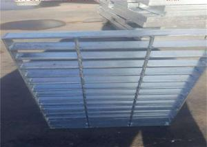 China Custom Steel Grate Mesh ,  Hot Galvanized Industrial Catwalk Steel Grating  For Car Washing on sale