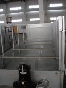 China 380V 3P 50HZ Industrial Cooling Tower Parts Anti Corrosion With Tower Cabinet on sale
