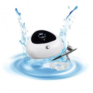 China Water Oxygen Jet Peel Oxygen Injection Beauty Equipment Skin Rejuvenation Machine For Home Use on sale
