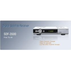 China Digital Satellite Receiver (Free To Air) on sale