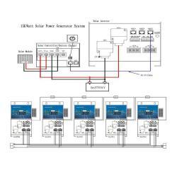 6kW Solar Panel Installation Kit  6000 Watt Solar PV