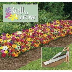 Beginner Gardening:Roll Out Flower Mats - Dave's Garden