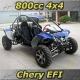 NEW 4WD - 800cc DOHC 4x4 Chery-Powered Dune Buggy (GK800-F)