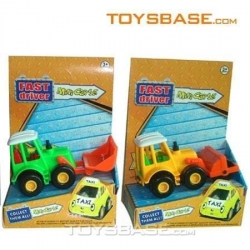 China Small Toy,Promotional Gift Toy,Plastic Toys,Pull Back Cars on sale