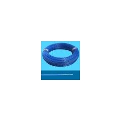China Cylindrical Teflon High Temperature Resistant Insulated Wire on sale