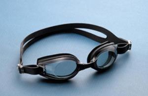 clear lens sports glasses  lens/gasket/strap