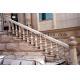 China Column & Pillar Product Namesunset gold granite handrail & balustrade 2 on sale
