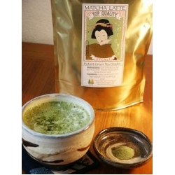 China Ceramics Ippuku Matcha Latte mix on sale