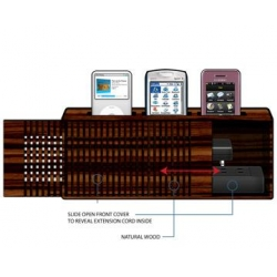 China CS3 wooden charging station on sale