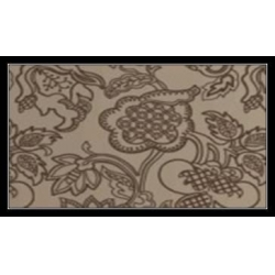 China flocked wallpaper: RQ 108812 on sale