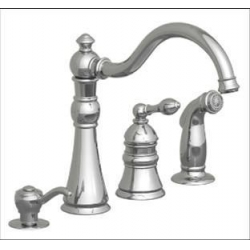 Ordinaire 4 Piece Kitchen Faucet Creepingthyme Info