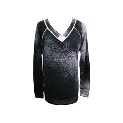 China Fashion Lady V-neck Sweater RZ-XS-1 on sale