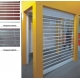 China Crystal shutter doors on sale