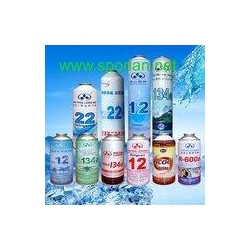 China Refrigerant GAS in Small Can on sale