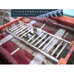 China Towel radiator pressure test FR-SY-O1 on sale