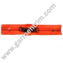 China Metal Zippers (3) Nylon Zipper with Rainbow Teeth - HD-111 on sale