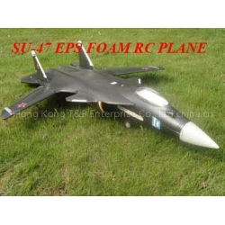 China Model SU-47 EPS Foam RC Plane on sale