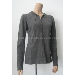 China Hooded Cashmere Sweater, Cashmere Vest for Man on sale